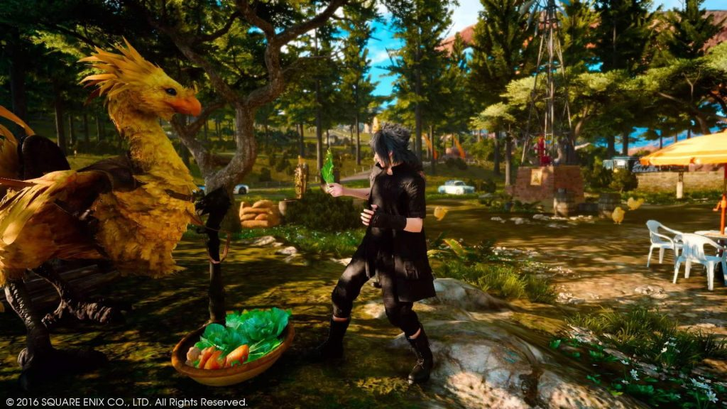 FFXV Screenshot/Jeremy King