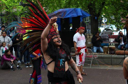 Native Dancer/Jessica Pollard