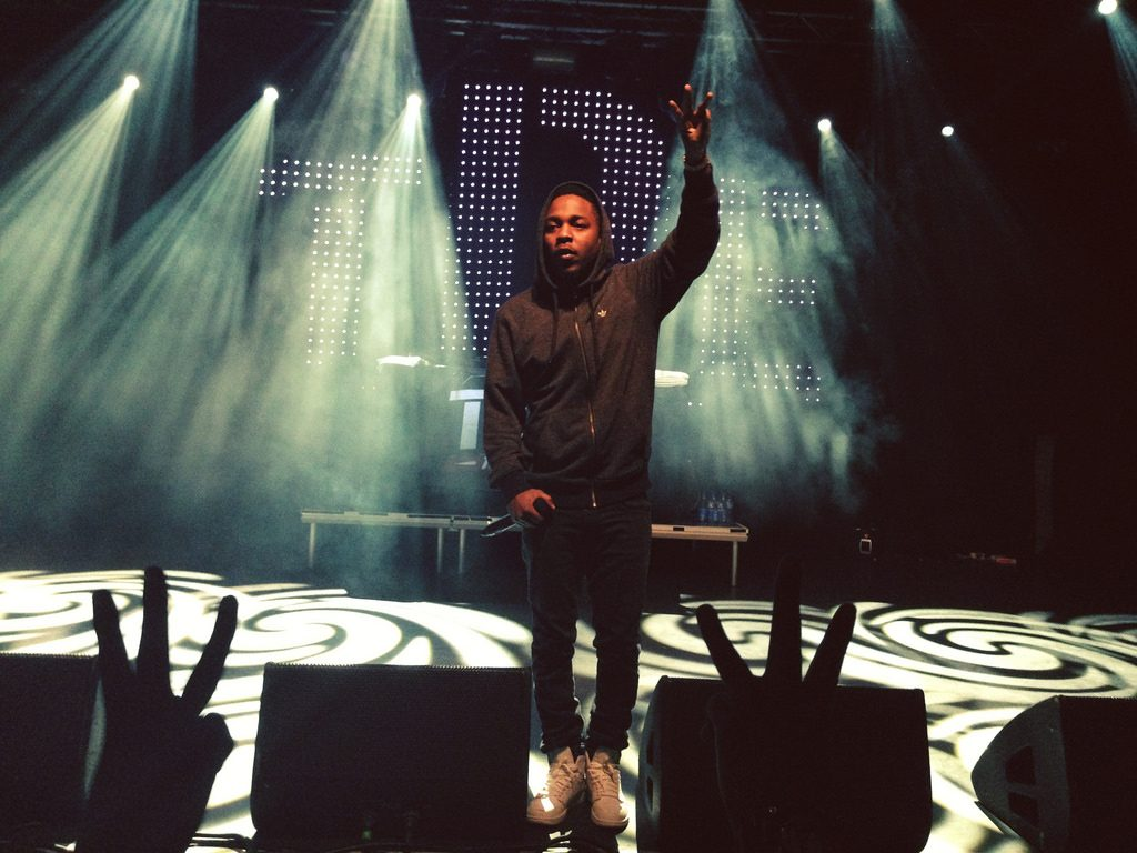 Kendrick Lamar/via Flickr