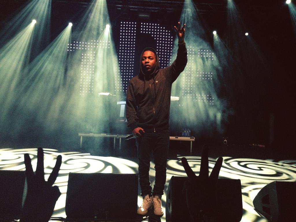 Kendrick Lamar/via Flickr