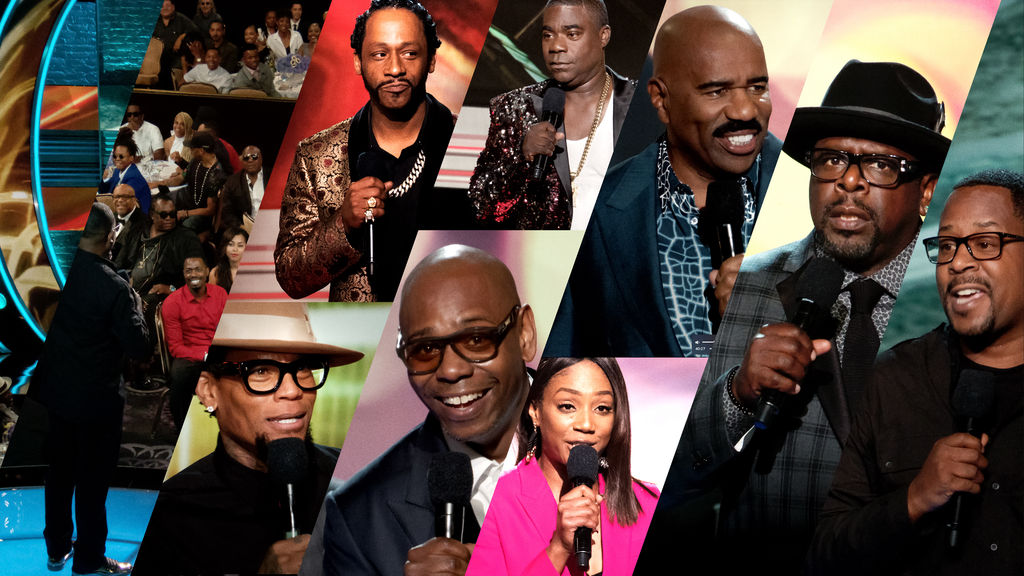 The 25th Anniversary of Def Comedy Jam