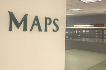 Image of the map room