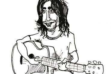 (Sandy) Alex G illustration